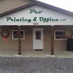 Pro Printing and office