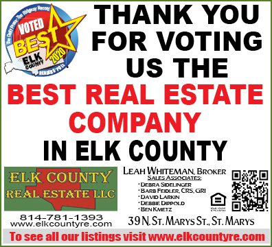 Elk County Real Estate