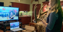 New Distance Learning Technology At Elk Country Visitors Center