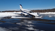 Plane Accident At St. Marys Airport Investigation Continues