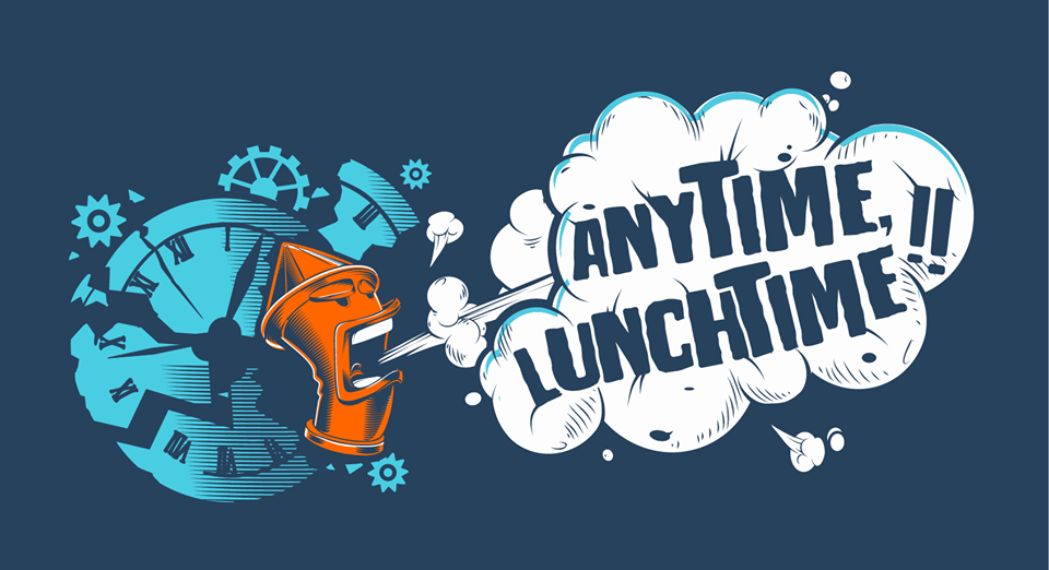 Anytime Lunchtime