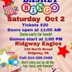 """Elk County Relay For Life """"Basket Bingo"""" October 2nd"""