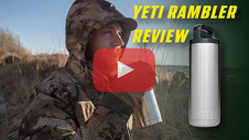 How do you use your Rambler? YETI Rambler Review