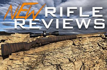 Issue 177: New Rifle Reviews