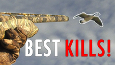 Crazy Duck Hunting and Goose Hunting Kills by Wingmen