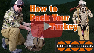 How To Pack a Turkey - Eberlestock Kite