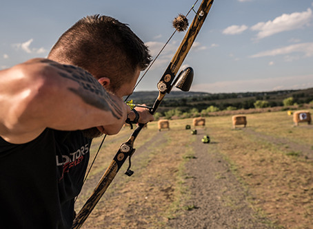 Issue 117: Relearning Archery
