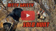 Solo Mallard Hunt - Wingmen Duck Hunting Late Season