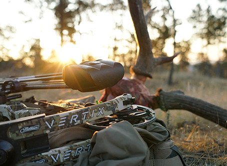 Issue 117: Building A Killer Hunting Bow