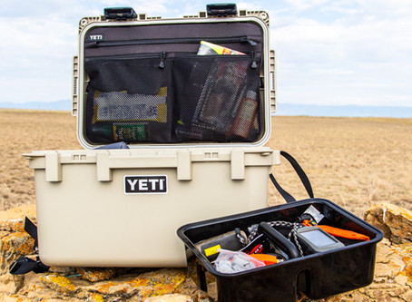 Issue 175: YETI LoadOut GoBox 30: The Hunter's Tool Box