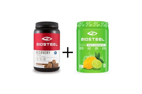 1 PRE WORKOUT (315g) + 1 POST WORKOUT 12 Month Auto Ship (1224g)