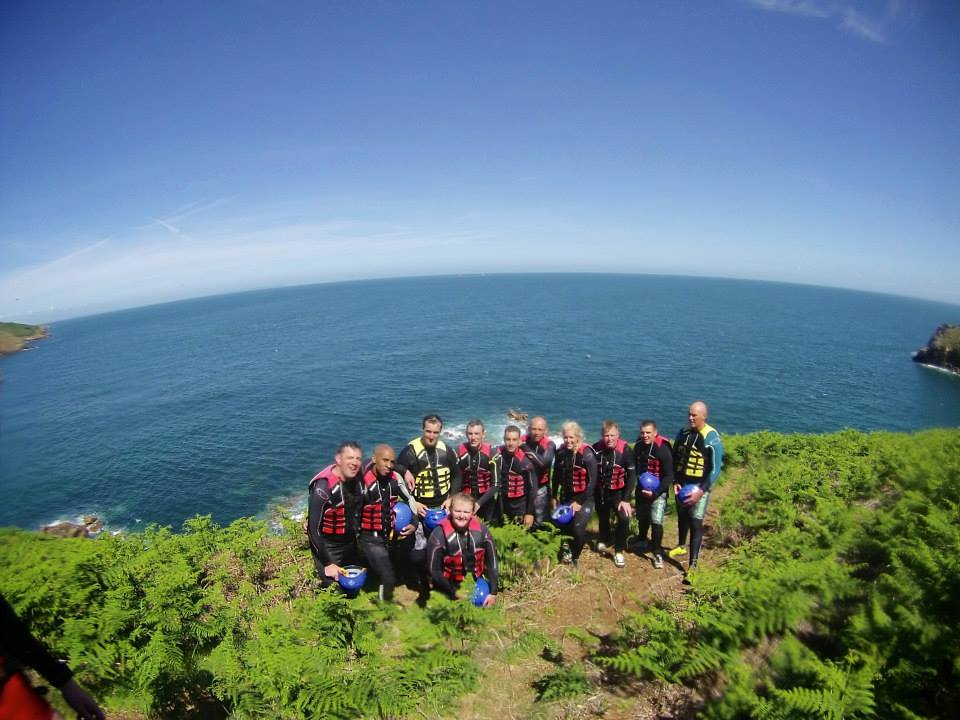 Coasteering Photo 8