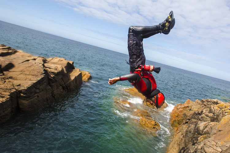 Coasteering-at-Greve-de-Lecq