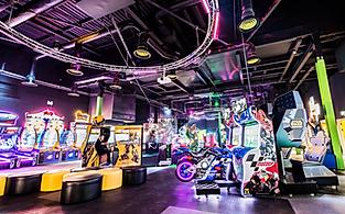 Tamba Arcade Jersey
