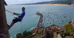Abseiling - Jersey
