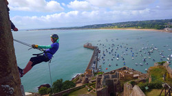 Awesome Foursome Abseil