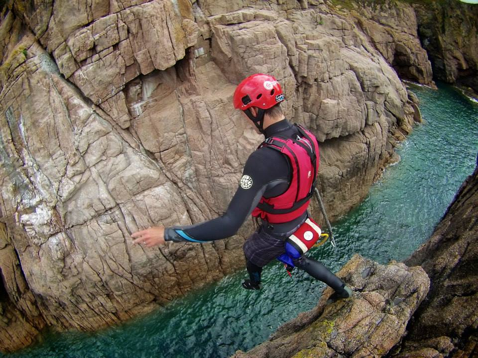 Coasteering Photo 4