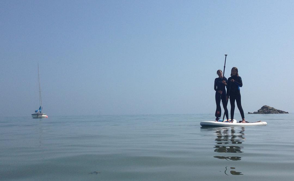 SUP - Stand Up Paddleboarding - Jers