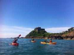 Kayaking - Jersey