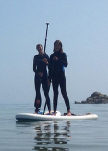 Stand up Paddleboarding - Jersey