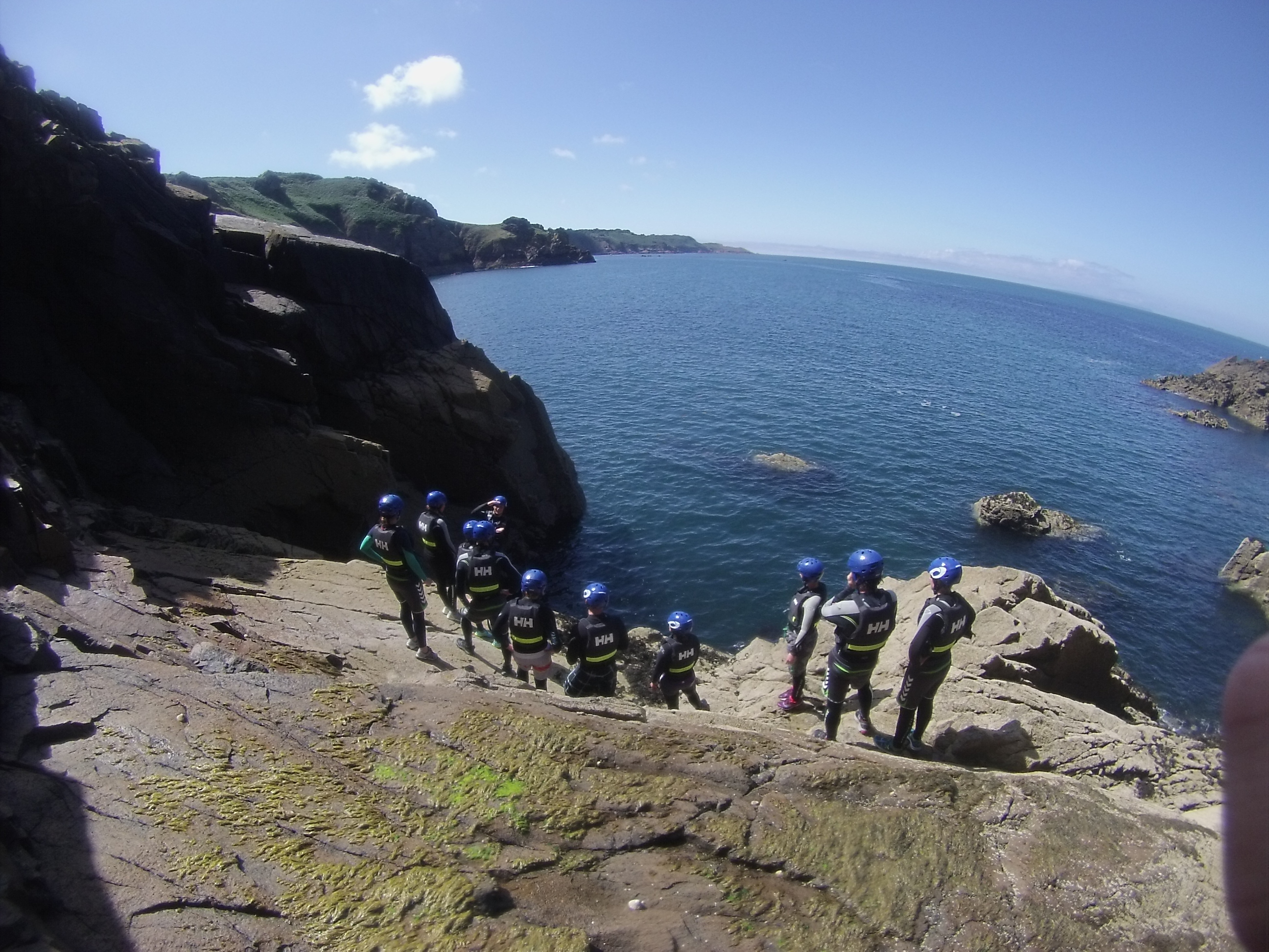 Awesome Foursome Coasteering