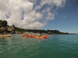 Awesome Foursome Kayaking