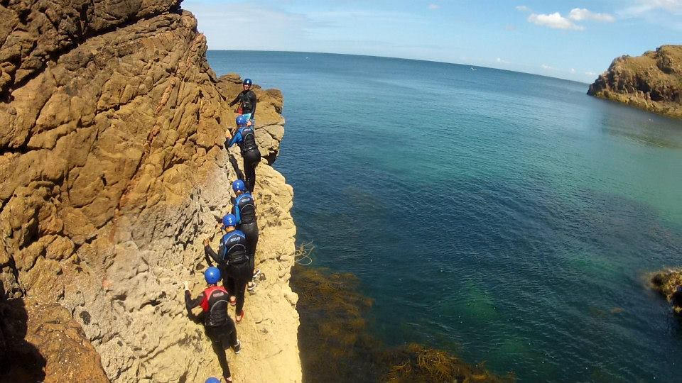 Coasteering Expedition