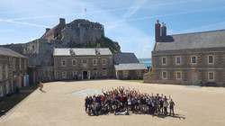 School Group Jersey Residential