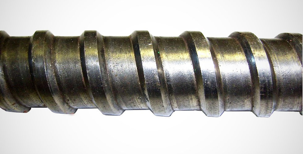 Tie rod cold-rolled