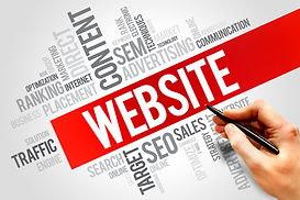 WEBSITE word cloud, business concept.jpg