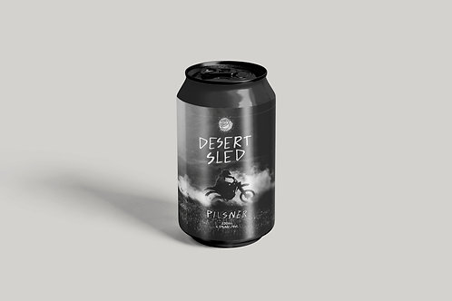 Desert Sled - 330ml 6 Pack