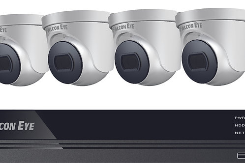 Falkon Eye FE-104MHD KIT Дом SMART