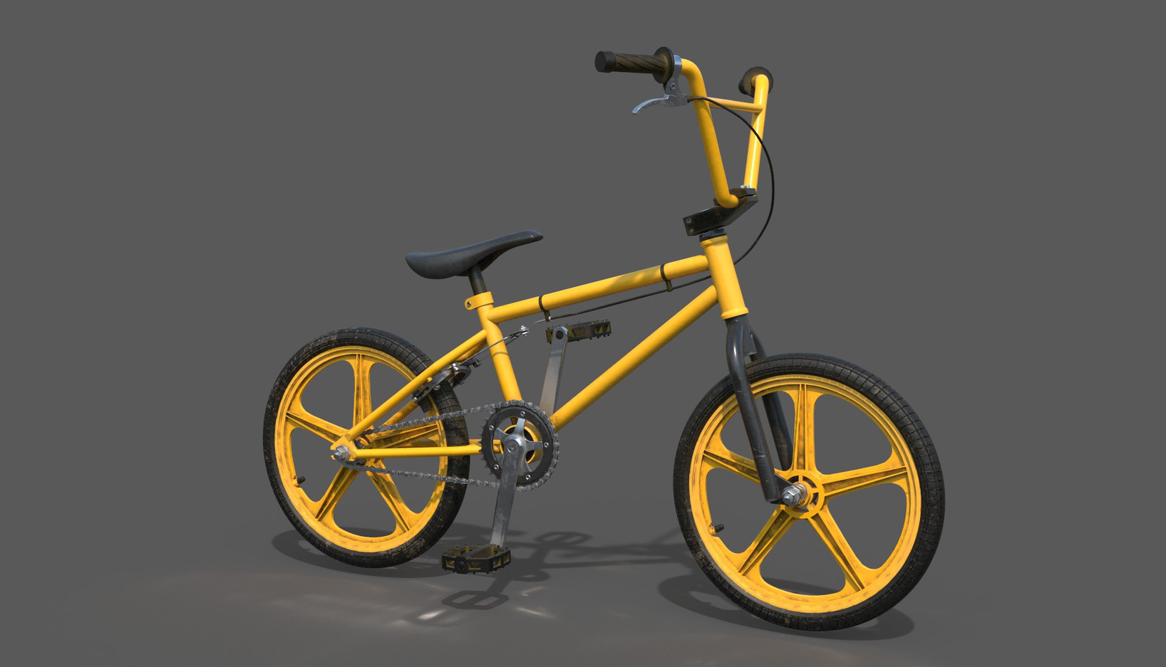 BMX Bike_Full Image