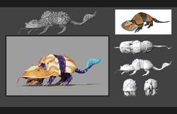 Adocrab_Creature Design
