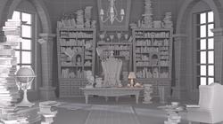 Library Level _ Break down