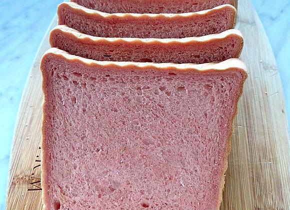 Strawberry Loaf Bread
