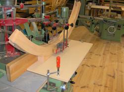 Oostra carpentry workshop