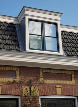 Vernieuwing dakkapel