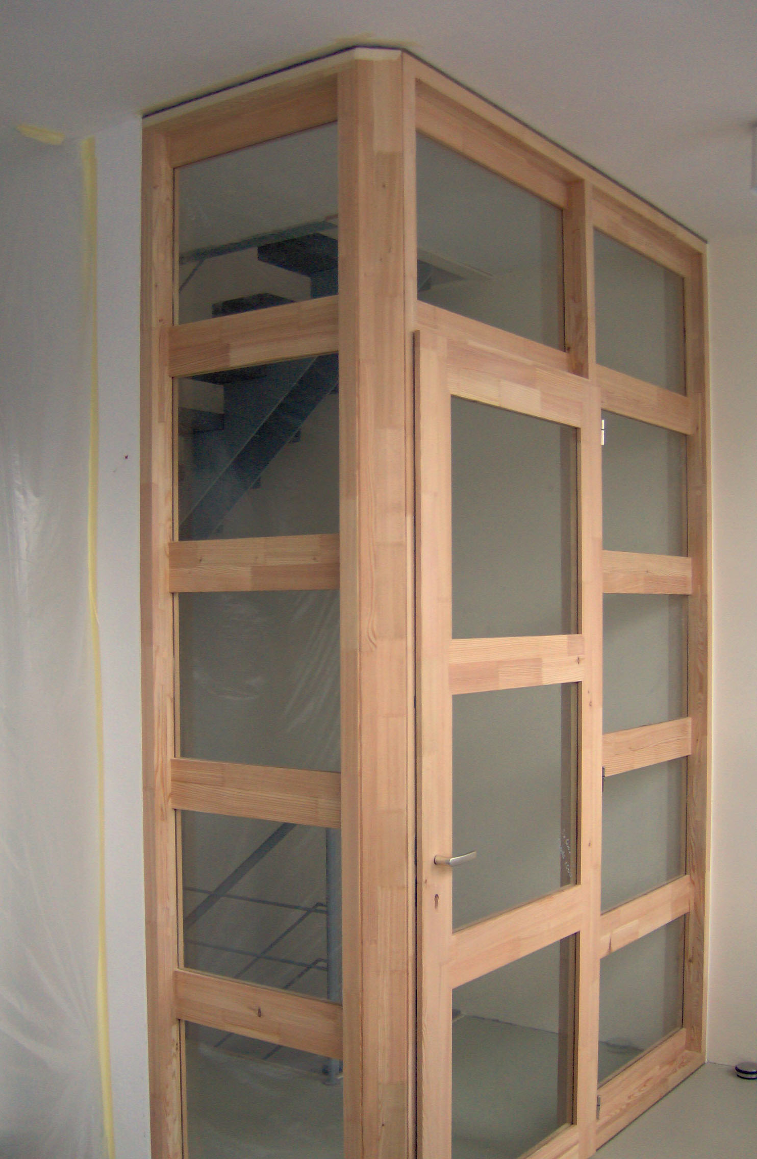Modern binnendeurkozijn