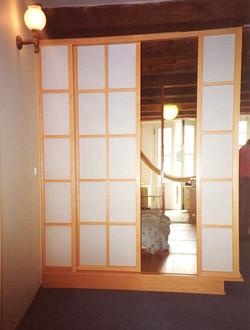 Japanse kamerschermen