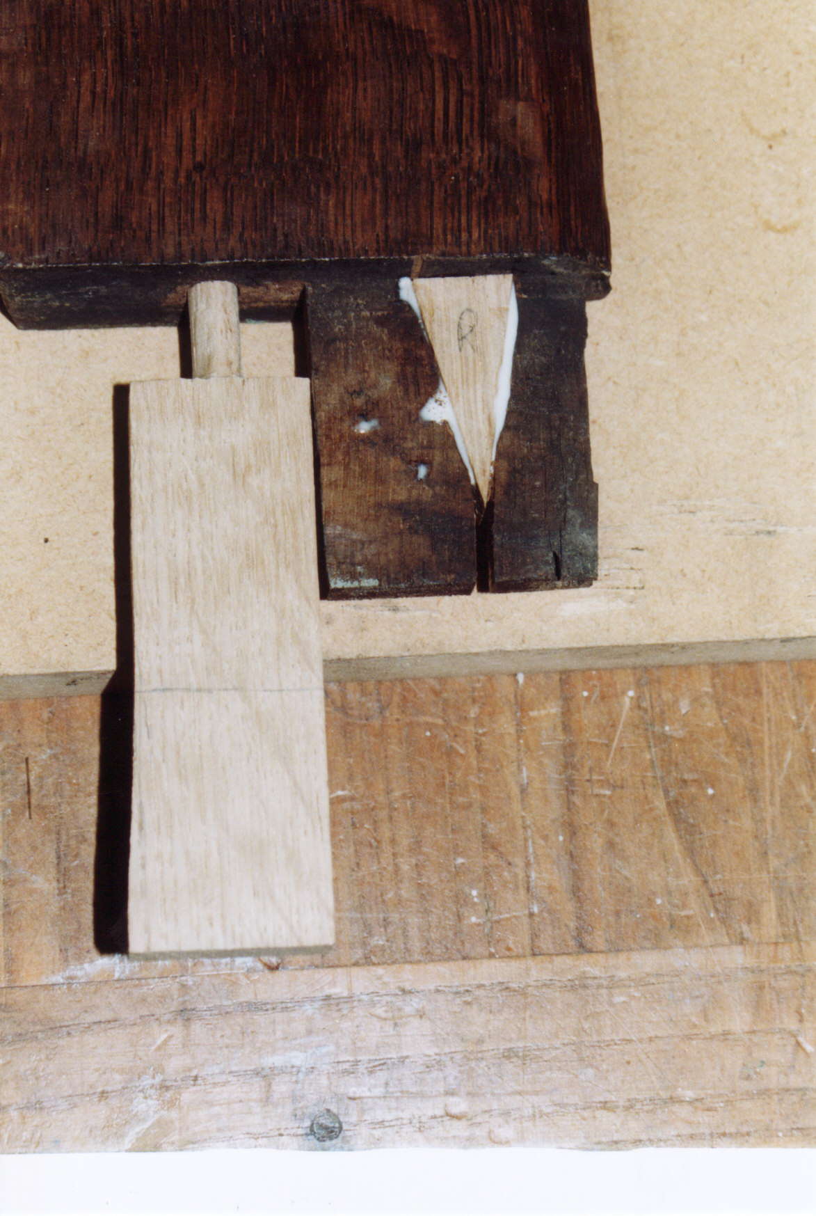 Restauratie van een 17e eeuwse binne