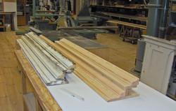 Restauratie houten gevel