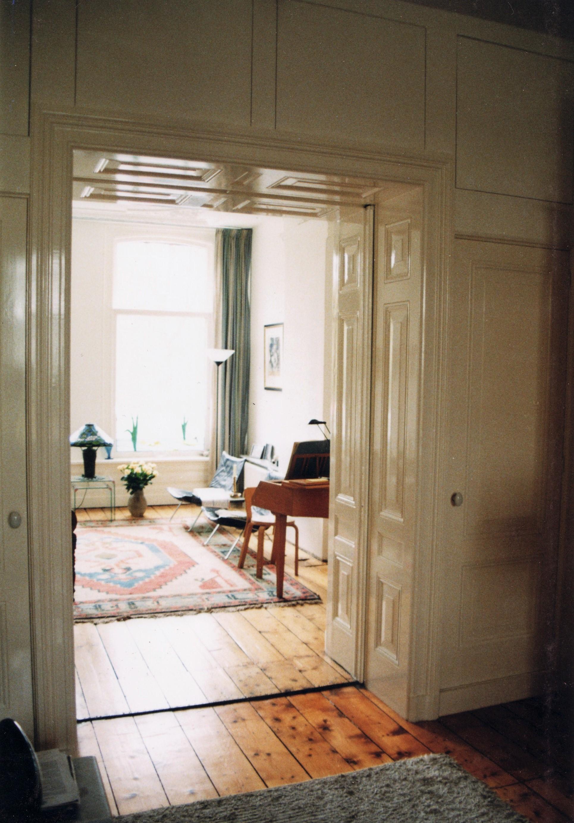 Uitbreiding kamer en suite kasten