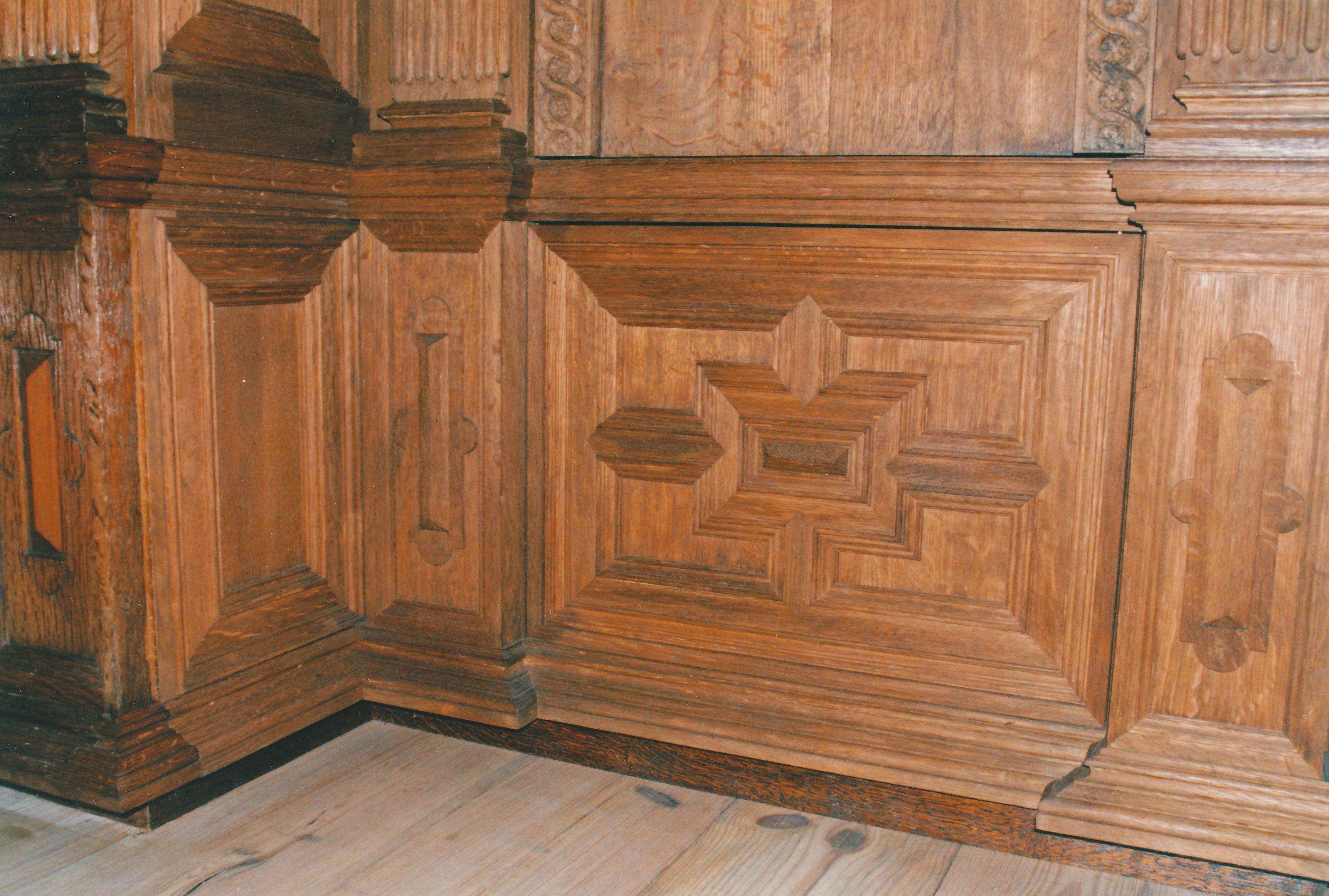 Reconstructie bedstee Rembrandthuis