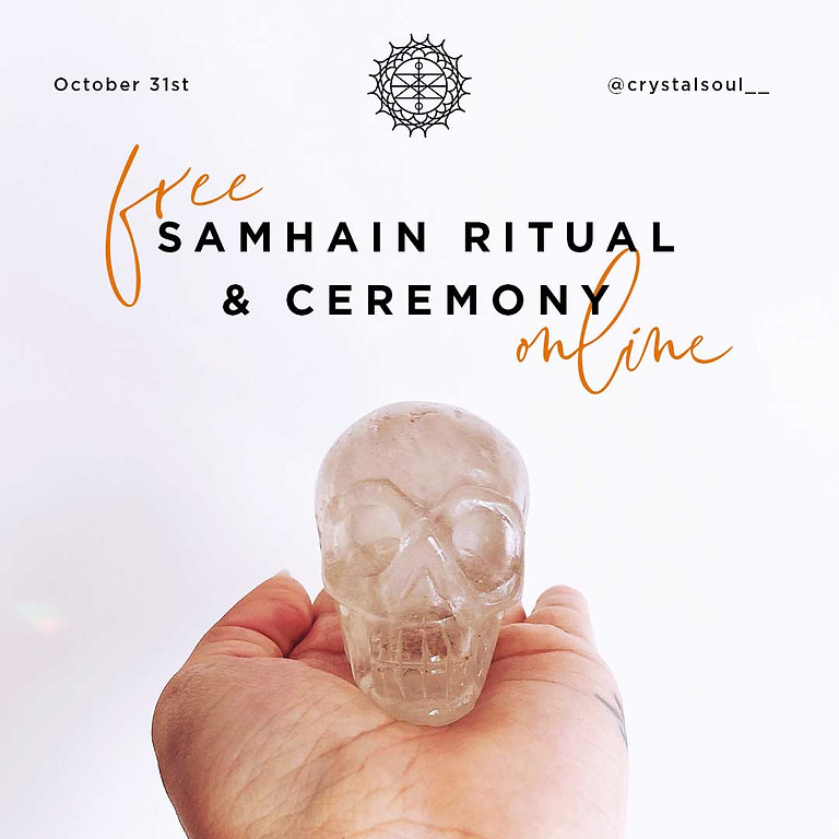 FREE Samhain Ritual & Ceremony