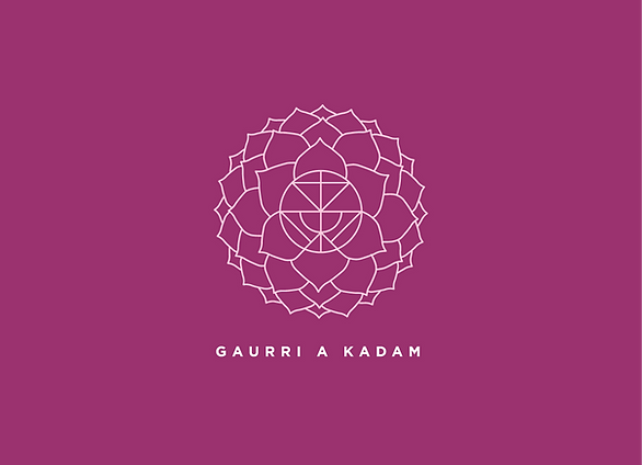 Gaurri A Kadam branding logo
