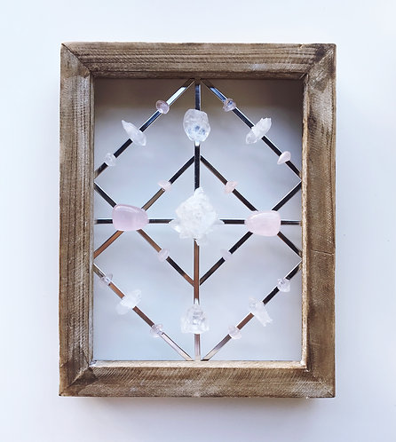 Custom Journey Crystal Grid