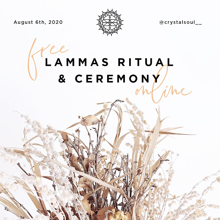 FREE Lammas Ritual & Ceremony