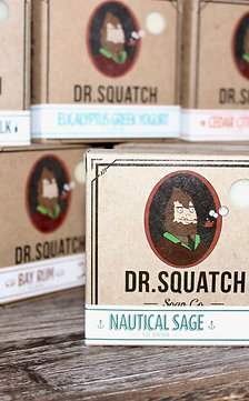 Dr. Squatch Men's Soap