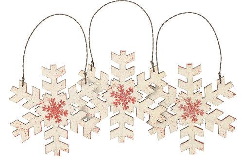 Set of 3 Ornaments